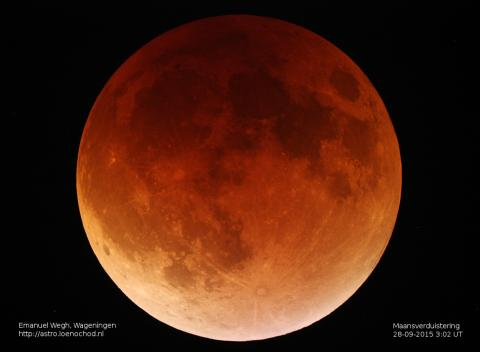 lunar eclips 2015